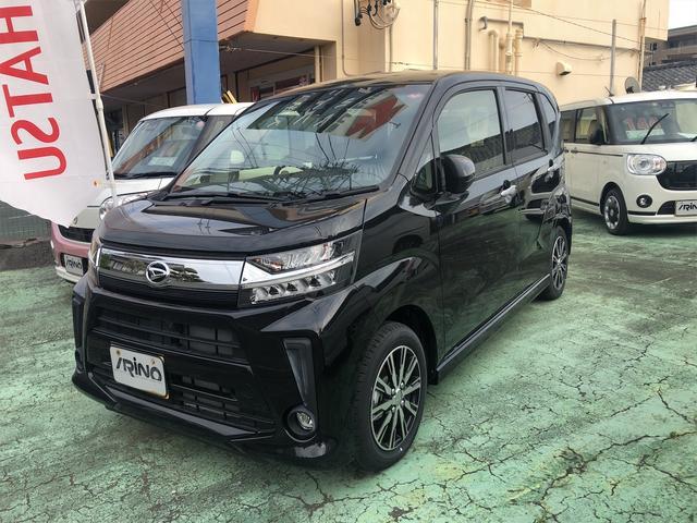 カスタムX LTDIISAIII 届出済み未使用車! 人気のカスタムブラック色!当社直接の仕入れになります!