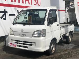 ダイハツ ハイゼットトラック エアコン・パワステ スペシャル 5速マニュアル 4WD エアコン パワステ