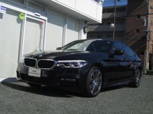 BMW 5シリーズ 530iMスポーツ 弊社デモカー ドライビングアシストプラス