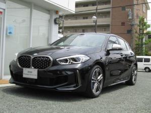 BMW 1シリーズ M135ixDrive AIナビ ACC 黒革 Pアシスト
