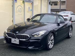 BMW Z4 sDrive20i Mスポーツ 弊社デモカー イノベーションパッケージ HUD 純正HDDナビ バックカメラ LEDヘッドライト シートヒーター アイドリングストップ