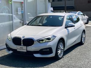 BMW 1シリーズ 118d プレイ エディションジョイ+ 弊社社有車 ナビパッケージ コンフォートパッケージ ストレージパッケージ ACC デジタルメーター 電動テールゲート バックカメラ