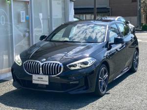 BMW 1シリーズ 118d Mスポーツ エディションジョイ+ 弊社社有車 ナビパッケージ コンフォートパッケージ ストレージパッケージ ACC 電動テールゲート スマートーキー バックカメラ