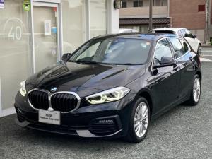 BMW 1シリーズ 118d プレイ エディションジョイ+ 弊社社有車 ナビゲーションパッケージ コンフォートパッケージ ストレージパッケージ