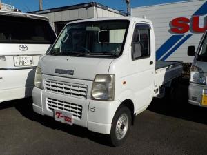 スズキ キャリイトラック KU 4WD 5速マニュアル エアコン パワステ