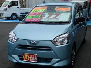ダイハツ ミライース L SAIII エアコン パワステ 衝突軽減ブレーキ CD
