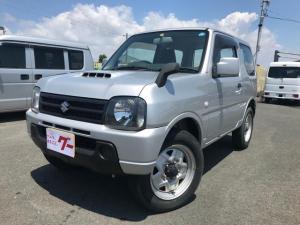 スズキ ジムニー XG 4WD ワンオーナー AT エアコン アルミホイール