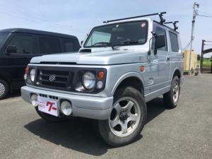 スズキ ジムニー ワイルドウインド 特別仕様車 4WD AT AC AW