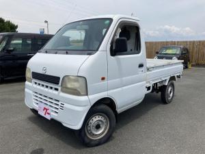 マツダ スクラムトラック  MT 軽トラック ETC