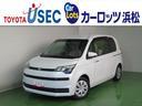 トヨタ/スペイド F 純正ナビ フルセグ バックM ETC 片側電動 1年保証