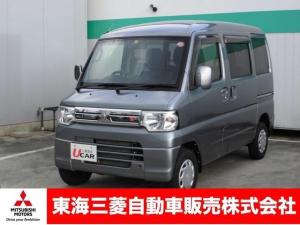 三菱 ミニキャブバン ブラボー A/C P/S P/W キーレス CDデッキ 5速マニュアルミッション車