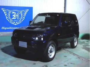 スズキ ジムニー XG ターボ 4WD 背面タイヤ キーレス