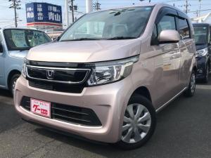 ホンダ N-WGN G 軽自動車 チェリーシェルピンクメタリック CVT AC