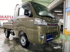 ダイハツ ハイゼットトラック ジャンボSAIIIt 4WD 純正ドアバイザー フロアマット