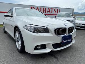 BMW 5シリーズ 523d Mスポーツ ワンオーナー ACC コンフォートAC