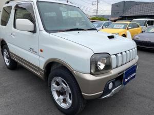 スズキ ジムニー ランドベンチャー 5MT 4WD 純正16AW シートヒーター キーレス スペアタイヤ