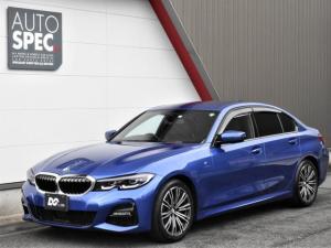 BMW 3シリーズ 320i Mスポーツ インテリジェントセーフティ 衝突軽減ブレーキ 純正ナビゲーション LEDヘッドライト 18インチAW パーキングアシスト 後退アシスト 新車保証継承対象車両