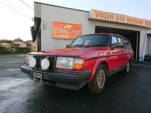 ボルボ 240ワゴン 240GL-LTDワゴン限定車