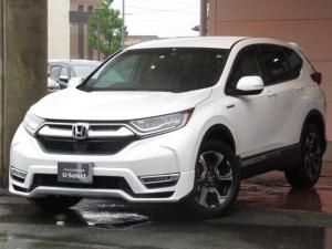ホンダ CR-Vハイブリッド EX ワンオーナー 純正ナビTVフルセグ ETC ドラレコ 4WD