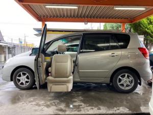 トヨタ カローラスパシオ X Gエディション ウェルキャブ 助手席リフトアップシート車 福祉車両 7人乗り 純正ナビ バックカメラ HIDヘッドライト スマートドアロック オートライト