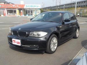 BMW 1シリーズ 116i SDナビTV プッシュスタート キーレス ETC