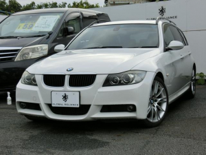 BMW 3シリーズ 320iツーリング Mスポーツパッケージ ナビDTV ETC