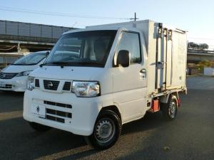 日産 クリッパートラック  マイナス25度 冷凍冷蔵車 ETC 5速マニュアル