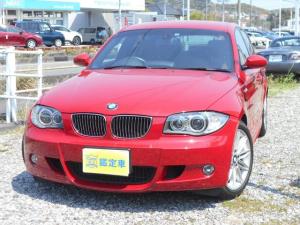 BMW 1シリーズ 130iMスポーツ タンレザーシート 265馬力直6