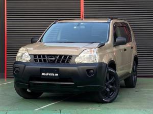 日産 エクストレイル 20X ベージュオールペイント ブラックバンパー オールモード4WD 寒冷地仕様 17インチブラックアルミ イクリプスメモリーナビ ワンセグTV ヒルディセントコントロール