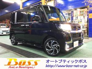 ダイハツ タント カスタムRS トップエディションVS SAIII 展示試乗車