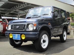 スズキ ジムニー ランドベンチャー 4WD オートマ リフトアップ 社外アルミ