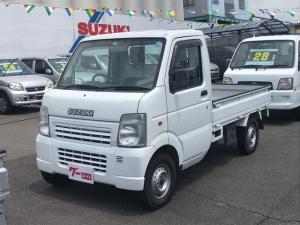 スズキ キャリイトラック 5速マニュアル エアコン パワステ 軽トラック