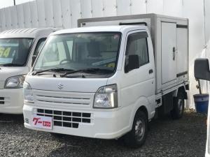 スズキ キャリイトラック -5°C冷蔵車 5速MT フル装備 キーレス ETC