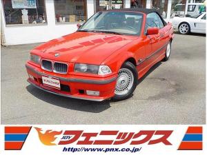 BMW 3シリーズ 325iカブリオーレ本革シート左Hディーラー車