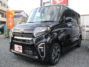 ダイハツ タント カスタムX アップグレードパック スタイルパック 新車保証