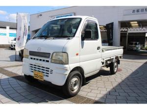 マツダ スクラムトラック KU農繁 5MT 4WD