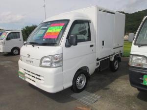 ダイハツ ハイゼットトラック  FRD中温冷凍冷蔵車-5℃〜20℃設定