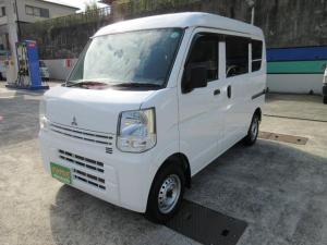 三菱 ミニキャブバン G AC PS PW 走行8,000キロ台