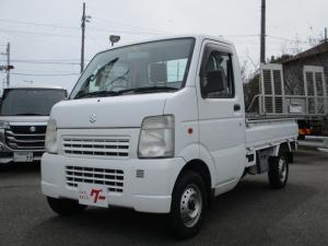 スズキ キャリイトラック KCエアコン・パワステ オートマ 2WD