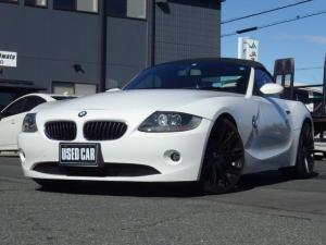 BMW Z4 2.2i GOO鑑定車輌