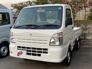 スズキ キャリイトラック KC AT/4WD/禁煙車/エアコン/運転席・助手席エアバック/