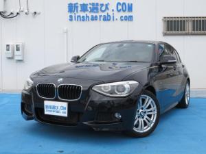 BMW 1シリーズ 116iMスポーツ HDDナビBカメラETCソナーHID