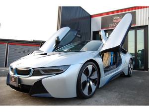 BMW i8 ベースグレード 乗りやすい右ハンドル