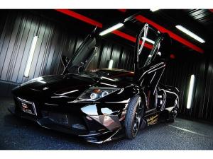 ランボルギーニ ムルシエラゴ LP640 VITTフルエアロ各カーボン/パワークラフト可変式リモコン付き/フロントリフティング/イエローキャリパー/カーボン内装トリム/カーボンステップカバー/エンジンルームカーボンカバー/イエローステッチ