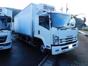 いすゞ フォワード  -30度設定低温冷蔵冷凍車格納ゲート エアサス