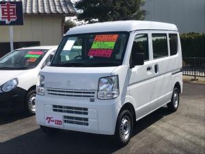 スズキ エブリイ PA 軽自動車 ホワイト オートマ エアコン パワステ