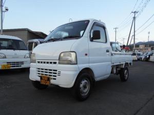 スズキ キャリイトラック KD 4WD・エアコン付
