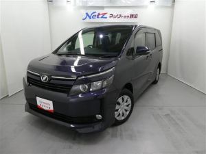 トヨタ ヴォクシー X スマートキー ETC ワンセグナビ バックモニター付き
