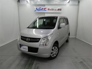 マツダ AZワゴン XG ETC CD再生付き ベンチシート イモビライザー ABS付き エアバック付き
