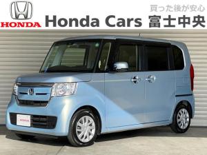 ホンダ N-BOX G・Lホンダセンシング 試乗車 純正メモリーナビ ETC 片側電動スライドドア
